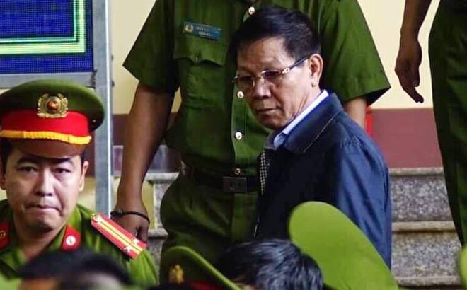 Phút khai nhầm bất ngờ của cựu tướng Phan Văn Vĩnh
