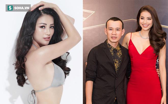 """Người đào tạo """"Miss Earth"""" Phương Khánh: Tôi vẫn giữ liên lạc và cảm thấy tiếc cho Phạm Hương"""