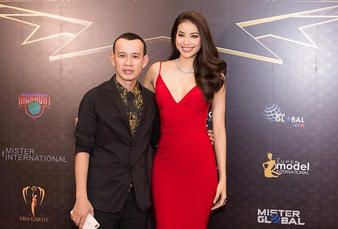 """Người đào tạo """"Miss Earth"""" Phương Khánh: Tôi vẫn giữ liên lạc và cảm thấy tiếc cho Phạm Hương - Ảnh 4."""