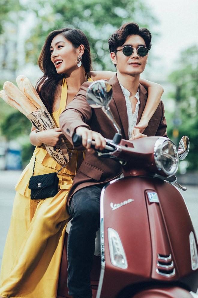 Sang chảnh, chất chơi – cặp đôi Huy Trần, Thảo Nhi Lê lại khiến cư dân mạng mê mẩn với bộ ảnh mới! - Ảnh 1.