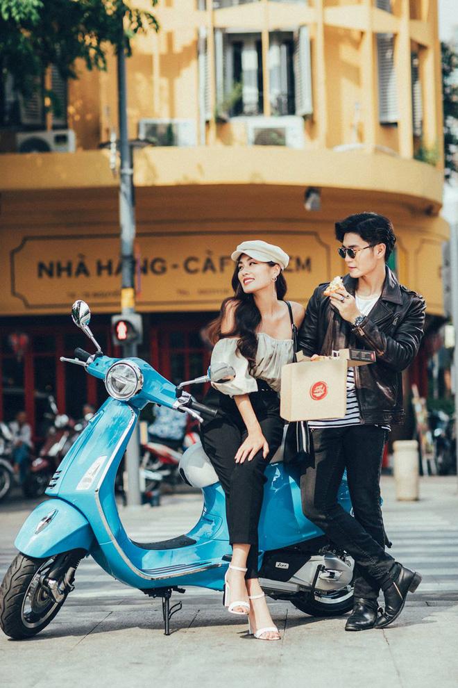 Sang chảnh, chất chơi – cặp đôi Huy Trần, Thảo Nhi Lê lại khiến cư dân mạng mê mẩn với bộ ảnh mới! - Ảnh 6.