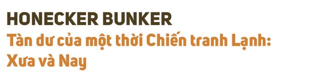 Sức mạnh khủng của hầm trú ẩn Đông Đức: Bom nguyên tử triệu tấn TNT không thể hạ gục! - Ảnh 5.