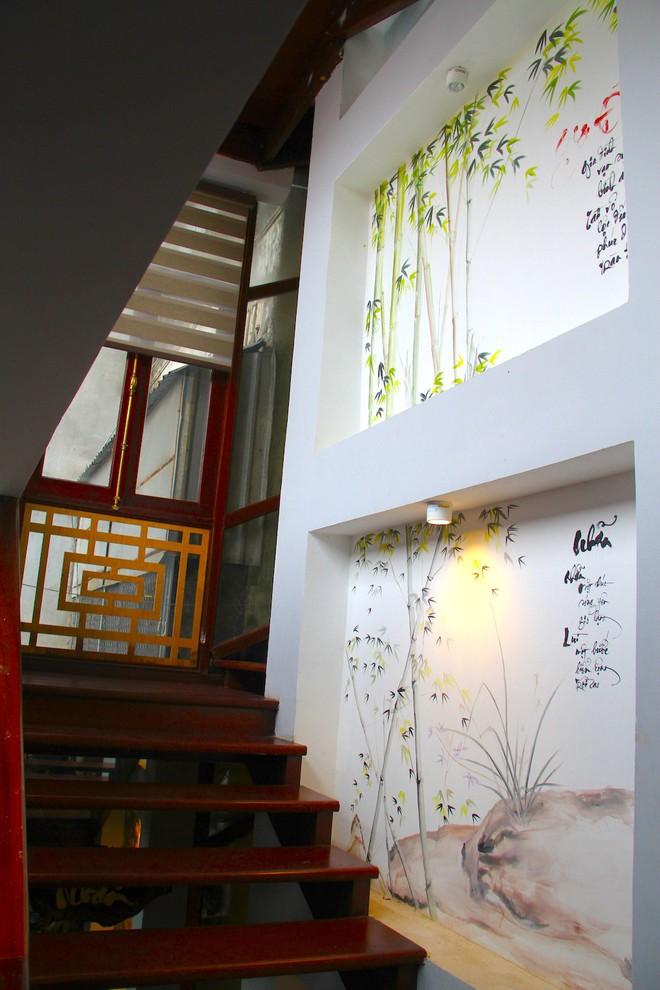 Ngắm cảnh xa hoa bên trong ngôi nhà gỗ trăm tỷ của đại gia Hà Tĩnh - Ảnh 20.