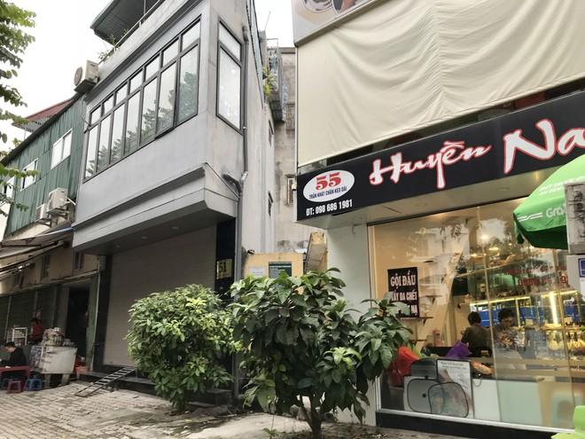 Những căn nhà quan tài, mặt tiền 1 mét ở phố mới Hà Nội - Ảnh 3.