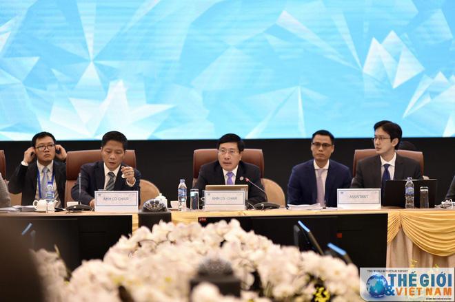 20 năm tham gia APEC: Từ tầm nhìn chiến lược đến những dấu ấn Việt Nam - Ảnh 3.