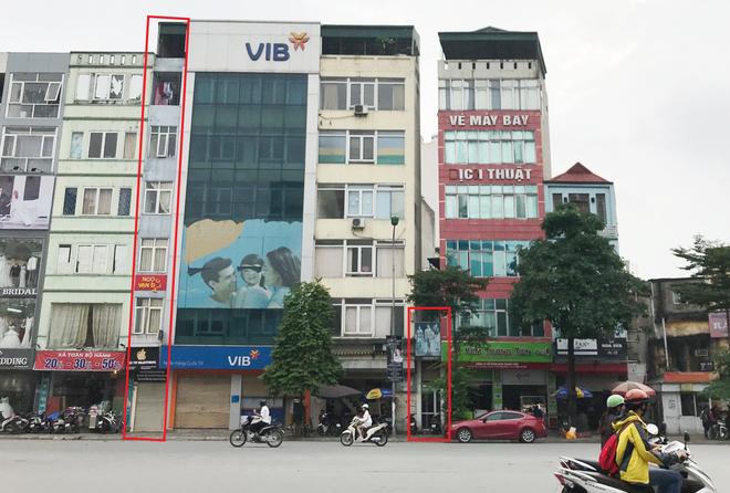 Những căn nhà quan tài, mặt tiền 1 mét ở phố mới Hà Nội - Ảnh 6.