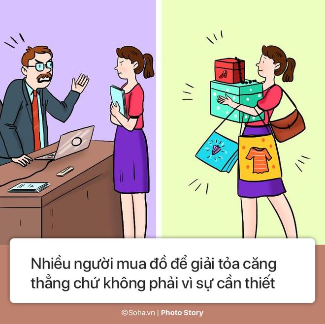 [Photo Story] - Bộ tranh lý giải tại sao bạn thường xuyên hết tiền, ai tiêu tiền cũng nhất định phải xem - Ảnh 9.