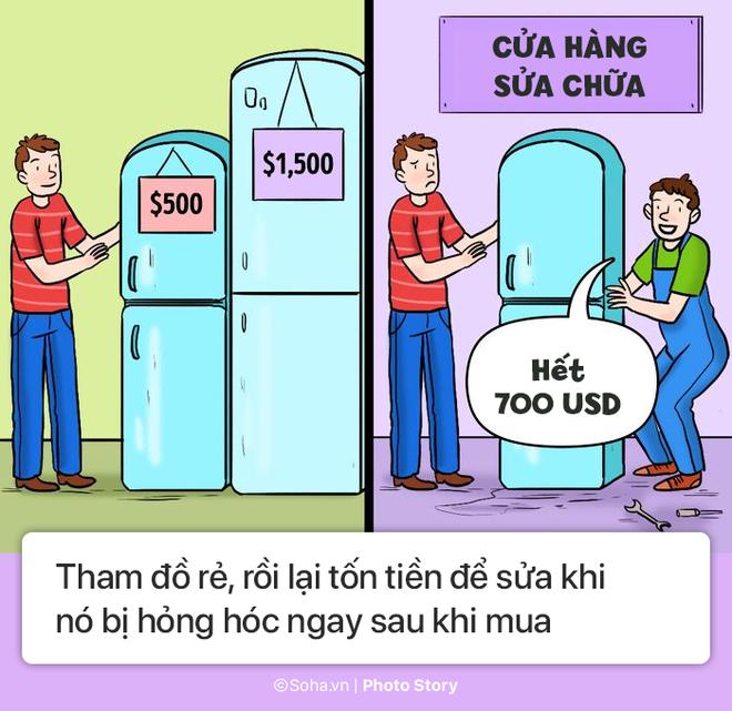 [Photo Story] - Bộ tranh lý giải tại sao bạn thường xuyên hết tiền, ai tiêu tiền cũng nhất định phải xem - Ảnh 15.
