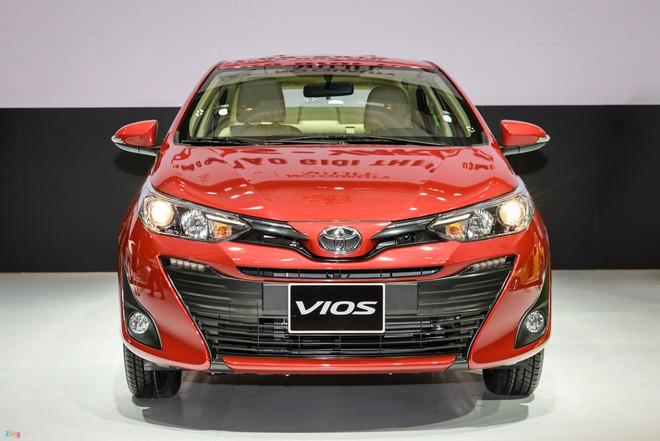3 điểm mạnh của Toyota Vios khiến người Việt say như điếu đổ - Ảnh 1.