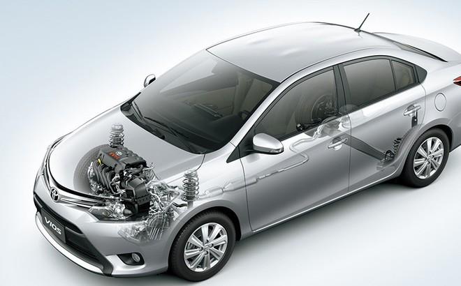 3 điểm mạnh của Toyota Vios khiến người Việt 'say như điếu đổ'