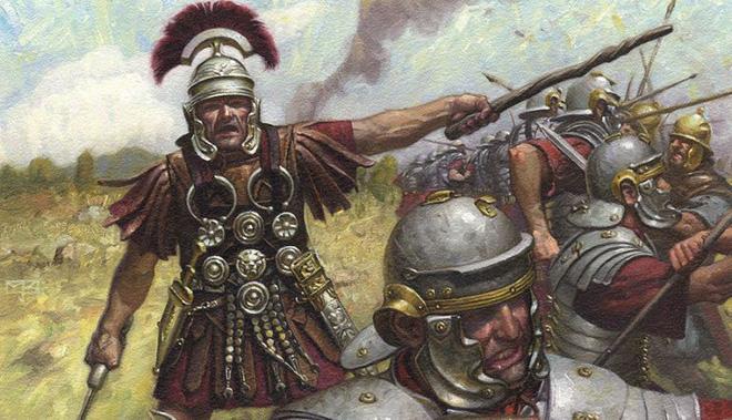 Vì sao Legion vượt qua Phalanx trở thành đội hình mạnh nhất trên chiến trường thời cổ đại? - Ảnh 5.
