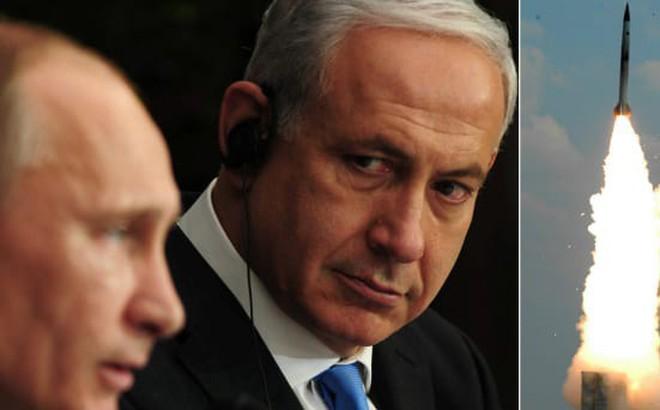"""Kiềm chế """"con ngựa bất kham"""" Israel: Ông Putin thực sự muốn gì ở Syria?"""