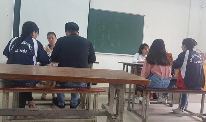 Xôn xao gói thi chống trượt tiếng Anh: Hiệu trưởng Đại học Công nghiệp Hà Nội lên tiếng - Ảnh 1.