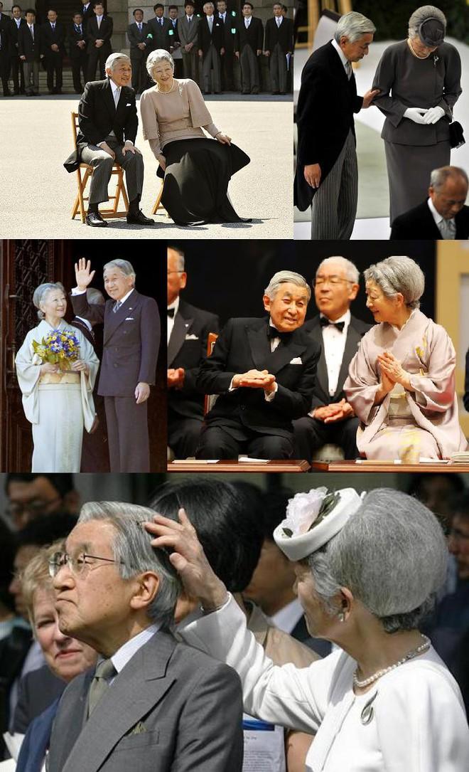 Ngưỡng mộ chuyện tình đẹp như mơ của Nhật hoàng Akihito với cô gái thường dân - Ảnh 6.