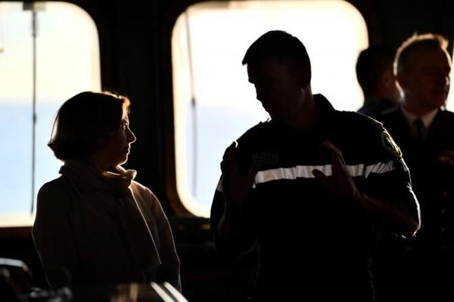 Cận cảnh boong tàu sân bay Charles de Gaulle của hải quân Pháp - Ảnh 13.