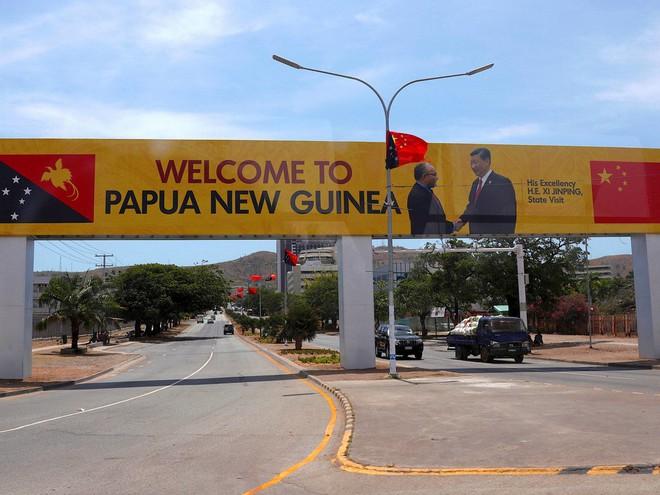 Ông Tập Cận Bình thăm nước chủ nhà APEC 2018: Một hành động bất thường đã xảy ra - Ảnh 13.