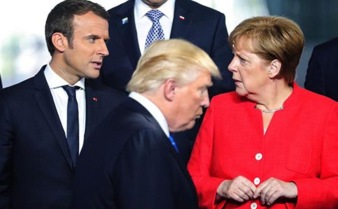Đức đồng lòng với Pháp trong việc thành lập quân đội châu Âu