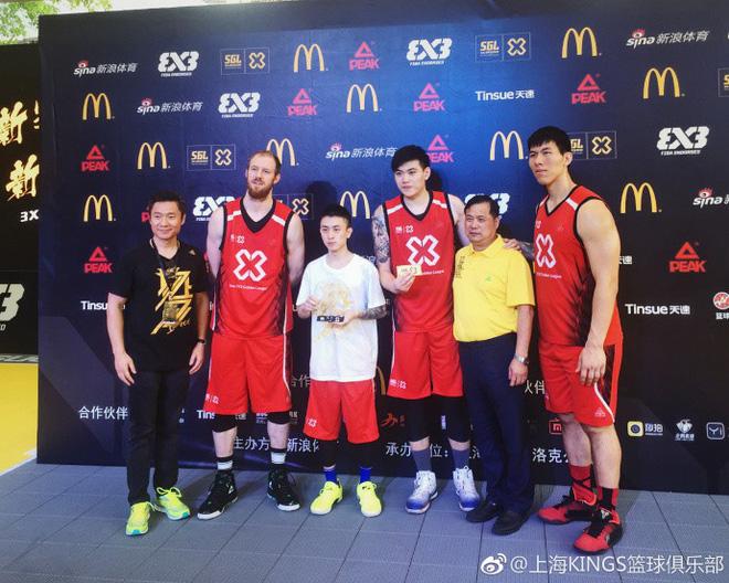 Cậu ấm có thân phận bí ẩn nhất Trung Quốc sở hữu đội bóng rổ 7 nghìn tỷ đồng - Ảnh 17.