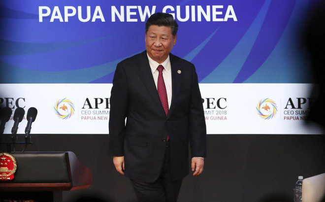 """APEC 2018 kịch tính chưa từng thấy, truyền thông Trung Quốc vẫn """"im lặng"""" lạ thường"""