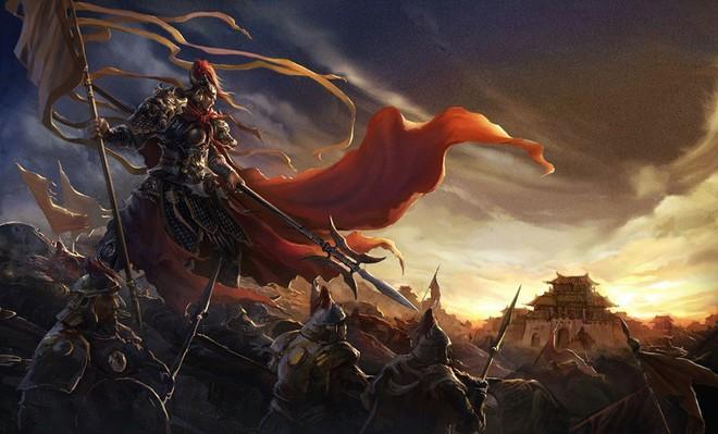 10 võ tướng mạnh nhất Trung Hoa: Quan Vũ đội sổ, Lữ Bố, Nhạc Phi vẫn thua nhân vật này - Ảnh 8.