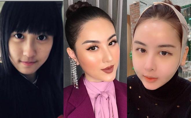 """Hot girl Hà Lade mất bao nhiêu tiền để sang Hàn """"đập mặt xây lại""""?"""