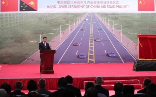 """""""Con đường chẳng đi tới đâu"""" và cách Trung Quốc gây thanh thế ở APEC"""