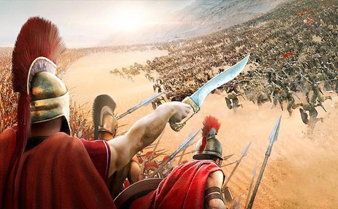 Sparta, huyền thoại vua Leonidas và những anh hùng của trận Thermopylae