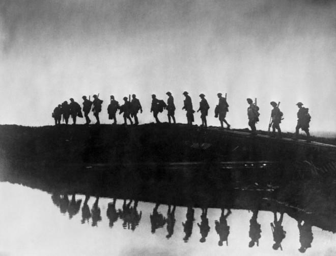 Cuộc sống trong nhà thổ và mảng tối đời sống binh lính thời Thế chiến thứ nhất - Ảnh 3.