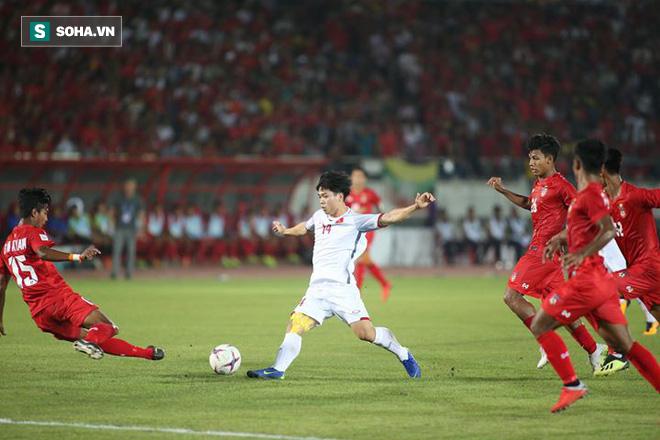 Việt Nam chơi tốt, rất chắc chắn nhưng nỗi lo ngại ngày nào đang trở lại - Ảnh 2.