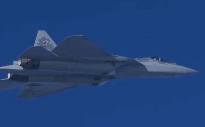 Nga công bố video: Su-57 được chiến đấu thử nghiệm ở Syria