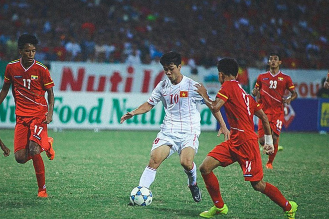 Công Phượng, Aung Thu và biểu tượng U19 ở đại chiến Việt Nam – Myanmar - Ảnh 1.