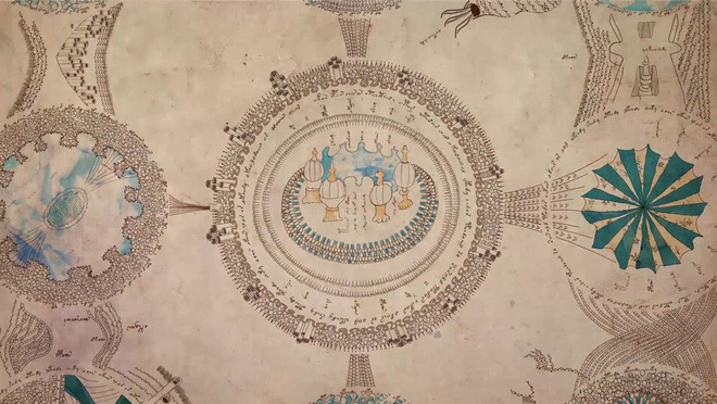 Bí ẩn mật mã xuyên thế kỷ: Thách thức trí tuệ khoa học gần 600 năm - Ảnh 3.