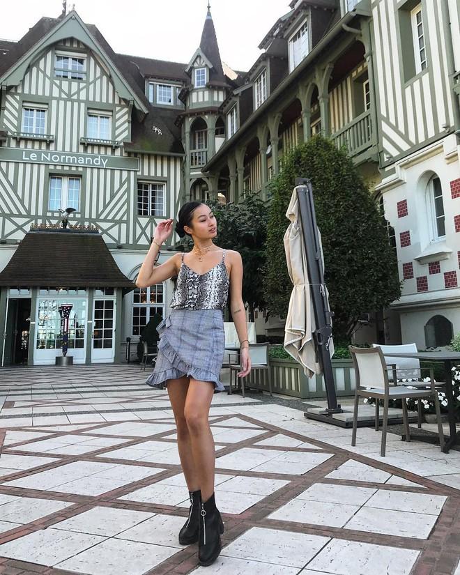 Con gái 21 tuổi của đạo diễn gốc Việt thành công nhất thế giới: Gương mặt đậm chất điện ảnh, vóc dáng nuột nà - Ảnh 5.