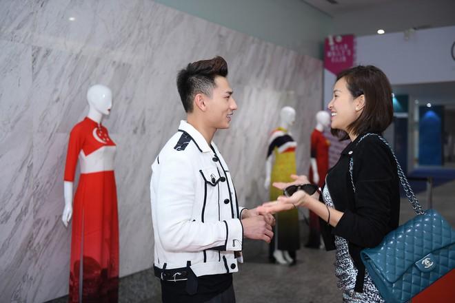 NTK Đỗ Trịnh Hoài Nam, ca sĩ Isaac gây ấn tượng tại sự kiện thời trang lớn ở Malaysia - Ảnh 3.