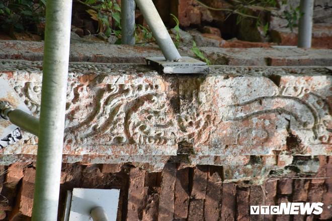Mang sắt thép quây chằng chịt chống đỡ phật viện lớn nhất Đông Nam Á - Ảnh 2.