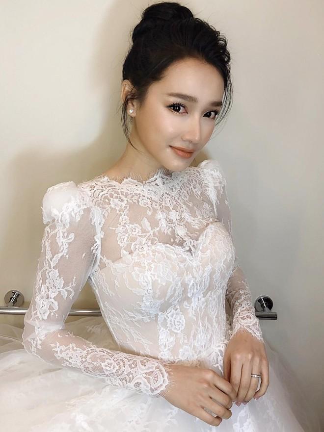 Điểm chung ít ai biết của vợ 2 danh hài nổi tiếng nhất showbiz Việt: Trường Giang - Trấn Thành - Ảnh 13.