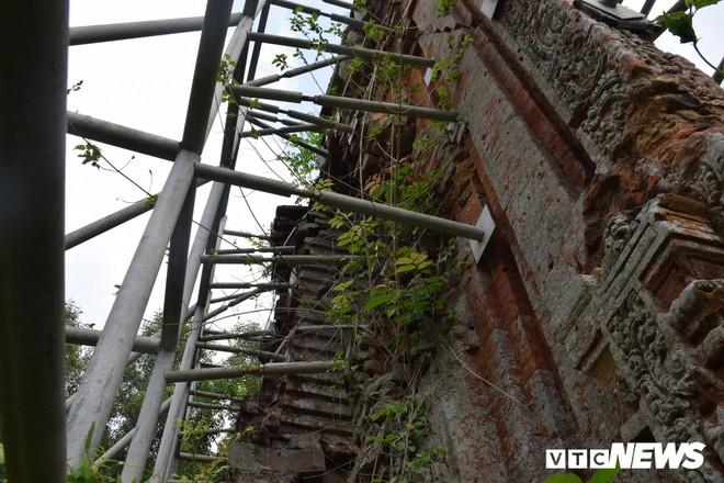 Mang sắt thép quây chằng chịt chống đỡ phật viện lớn nhất Đông Nam Á - Ảnh 6.