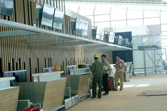 Bên trong sân bay tư nhân đầu tiên ở Việt Nam - Ảnh 6.