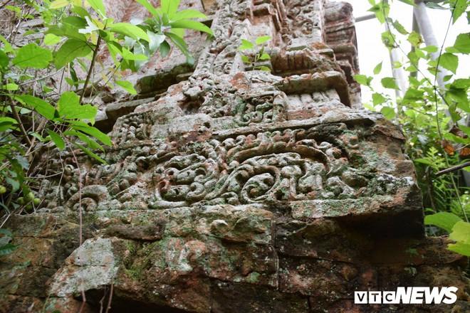 Mang sắt thép quây chằng chịt chống đỡ phật viện lớn nhất Đông Nam Á - Ảnh 8.