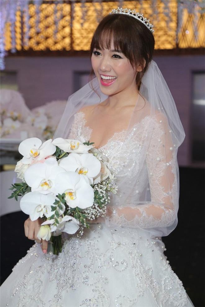 Điểm chung ít ai biết của vợ 2 danh hài nổi tiếng nhất showbiz Việt: Trường Giang - Trấn Thành - Ảnh 9.