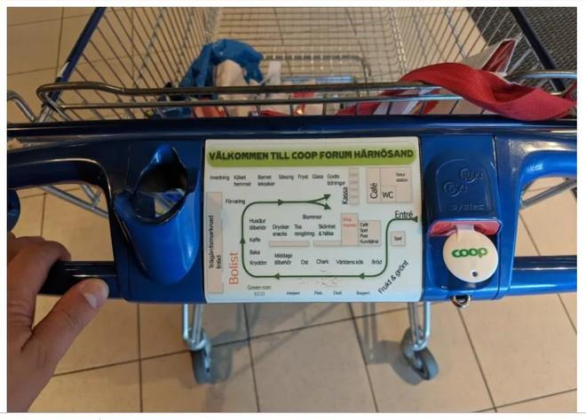 Các phát minh đơn giản giúp người dùng sướng như ông hoàng, từ đi toilet tới đi siêu thị - Ảnh 2.