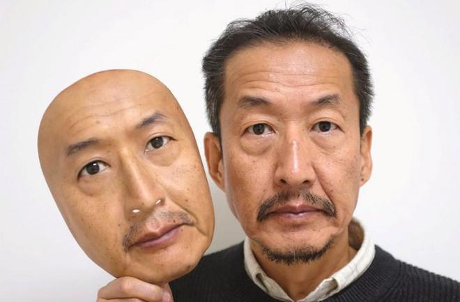 Những chiếc mặt nạ 3D chân thực đến đáng sợ đến từ Nhật Bản, nhìn xong có khi không dám ngủ - Ảnh 1.