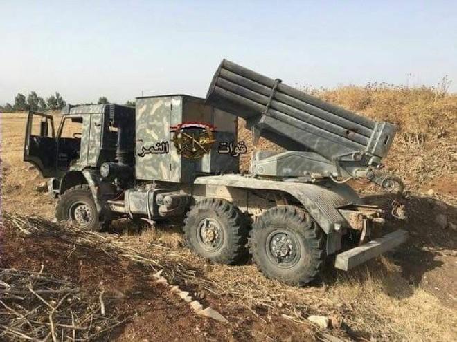 Chiến thắng lạ của Quân đội Syria ở al-Safa: Quá nhanh, quá nguy hiểm? - Ảnh 2.