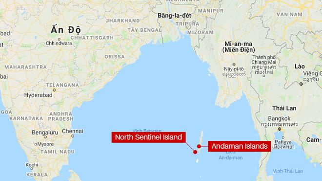 Sự thật bộ tộc bí ẩn thấy người lạ là giết trên hòn đảo cấm ở Ấn Độ - Ảnh 1.