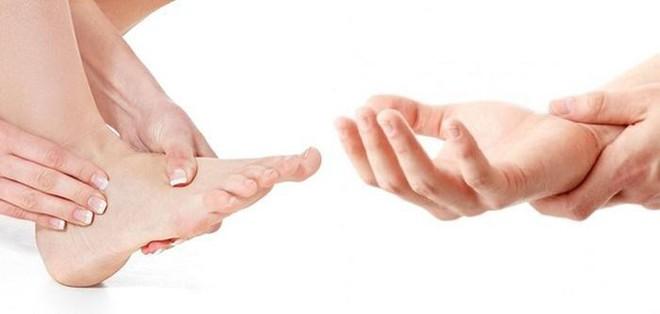 Tê bì chân tay do bệnh tiểu đường và 5 cách làm giảm hiệu quả - Ảnh 1.