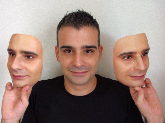 Những chiếc mặt nạ 3D chân thực đến đáng sợ đến từ Nhật Bản, nhìn xong có khi không dám ngủ - Ảnh 13.