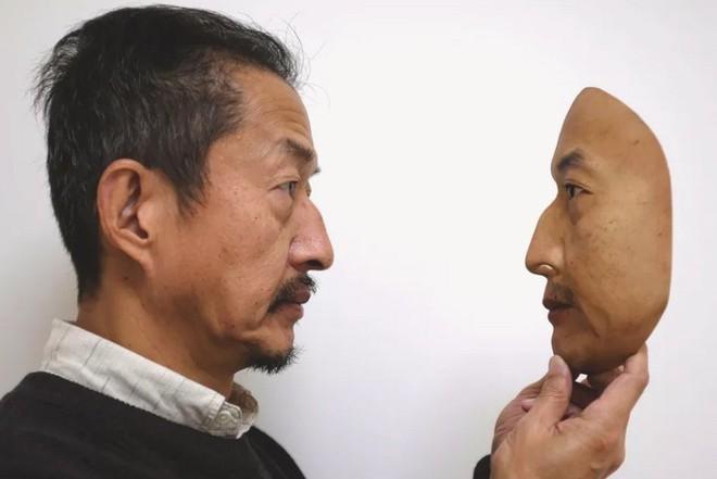 Những chiếc mặt nạ 3D chân thực đến đáng sợ đến từ Nhật Bản, nhìn xong có khi không dám ngủ - Ảnh 3.