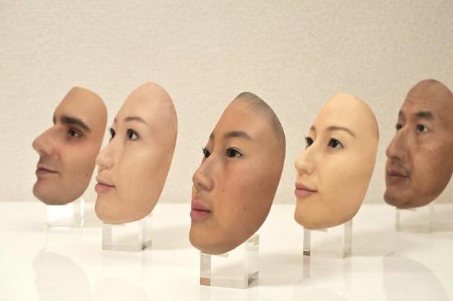 Những chiếc mặt nạ 3D chân thực đến đáng sợ đến từ Nhật Bản, nhìn xong có khi không dám ngủ - Ảnh 6.