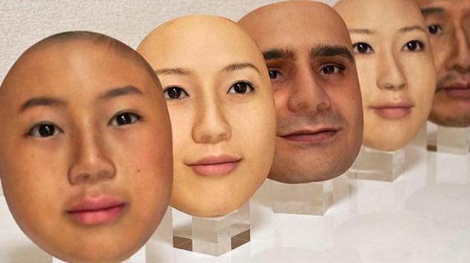 Những chiếc mặt nạ 3D chân thực đến đáng sợ đến từ Nhật Bản, nhìn xong có khi không dám ngủ - Ảnh 7.