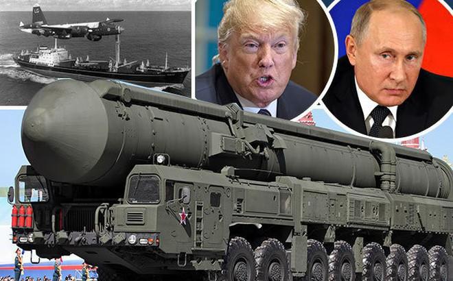 Trung tướng Nga: Moscow buộc phải triển khai tên lửa hạt nhân tới Cuba nếu Mỹ rút khỏi INF